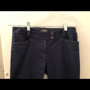 THE LIMITED NAVY PANTS